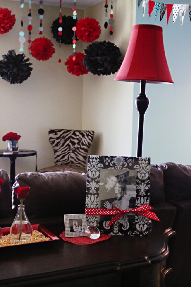 Wedding Ideas Red Black And White Theme Choice Image