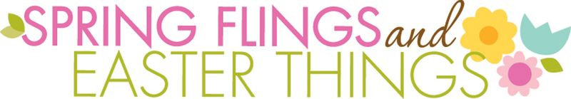 1 SPRING FLINGS COLLECTION LOGO