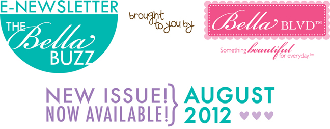 1 NEW ISSUE AUGUST 2012 AVAILABLE