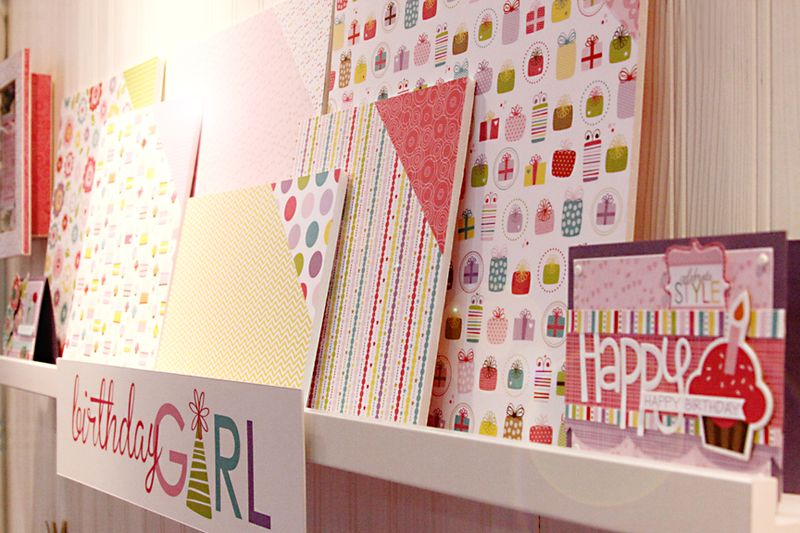BIRTHDAY GIRL PAPERS-BELLA BLVD