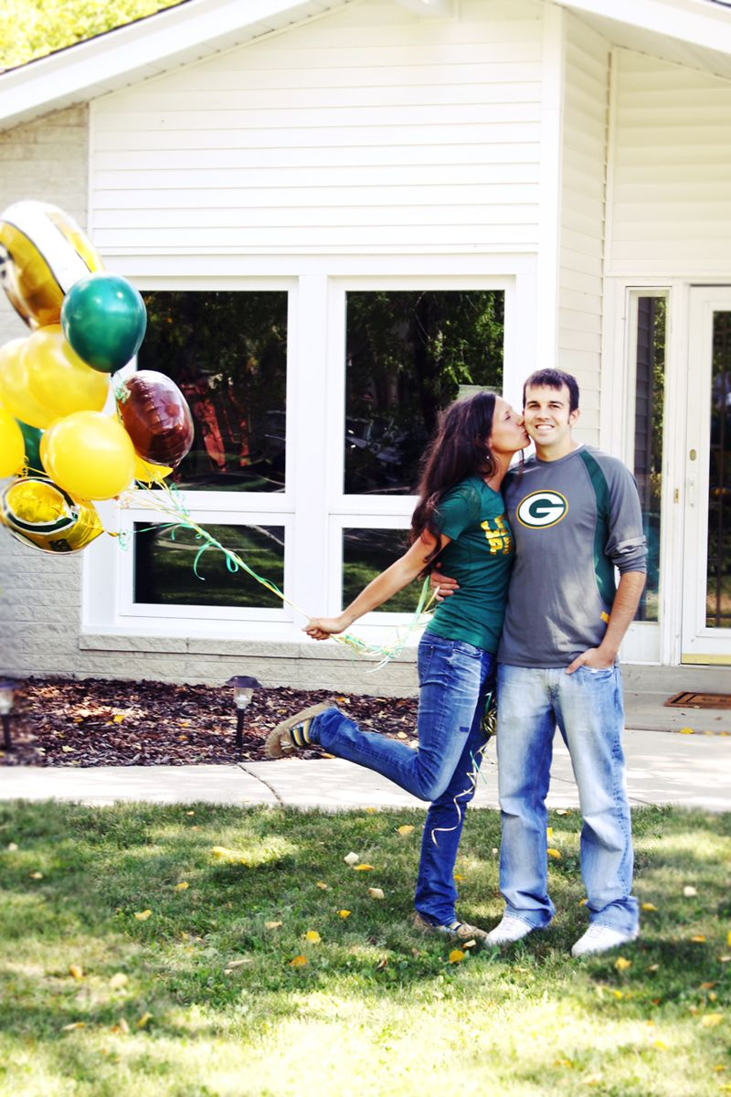 PACKER PARTY WEDDING PARTY