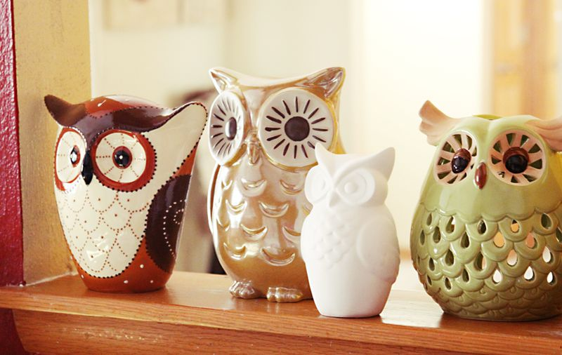 WELCOME FALL-OWLS