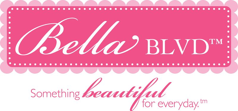 BELLA BLVD LOGO AND TAGLINE
