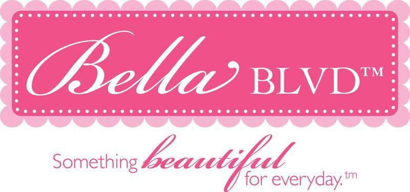 BELLA BLVD LOGO AND TAGLINE