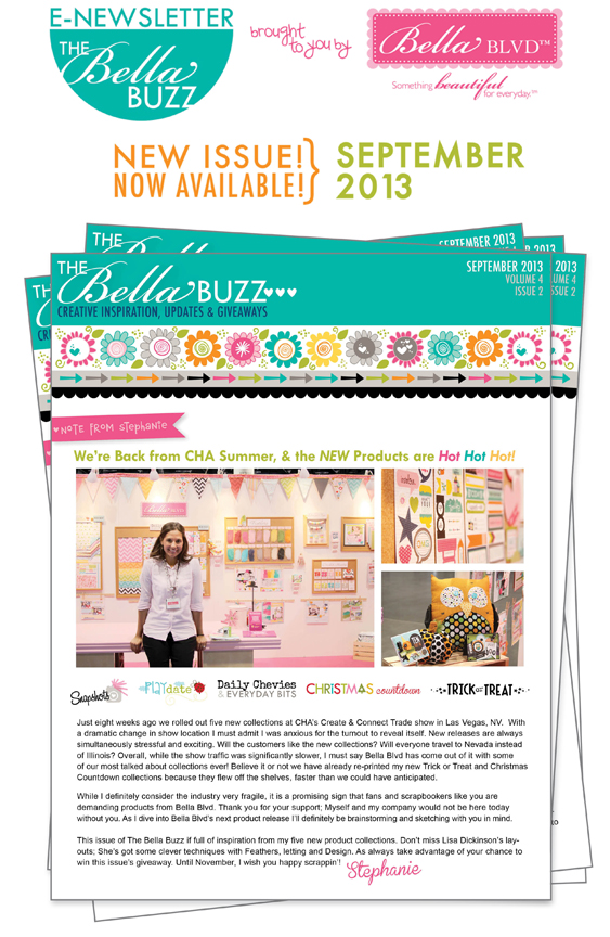 BELLA BUZZ-COVER PREVIEW