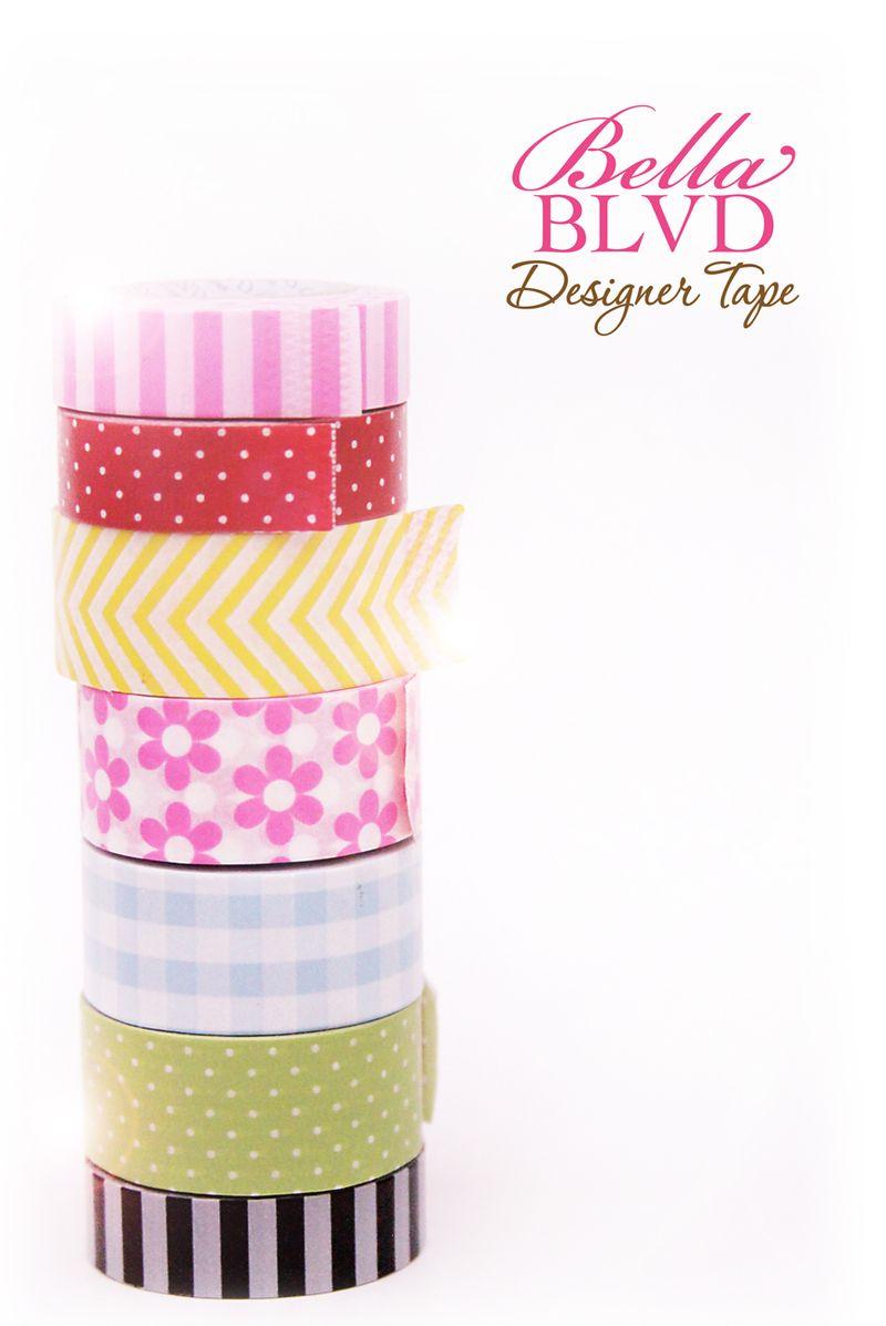 DESIGNER TAPES2