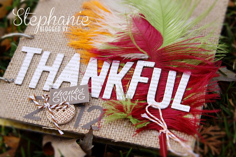 4 THANKFUL DETAIL