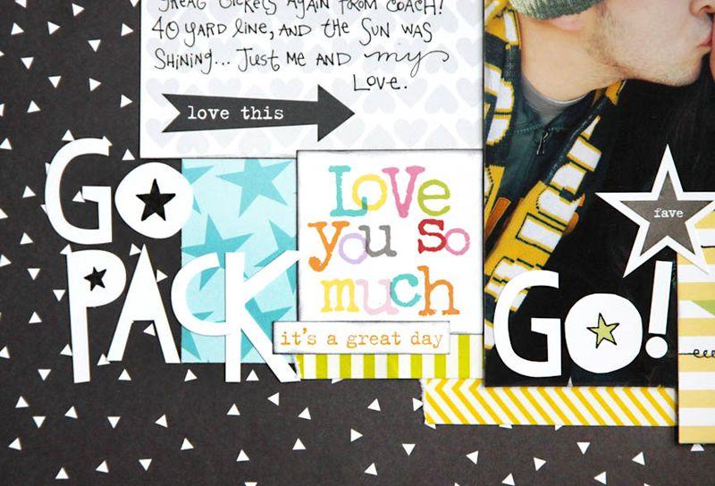 STEPHANIE LUCKY STARZ GO PACK-4