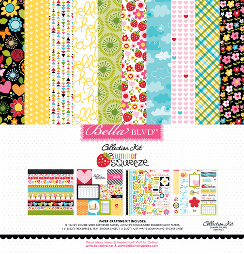 755 COLL KIT SUMMER SQUEEZE