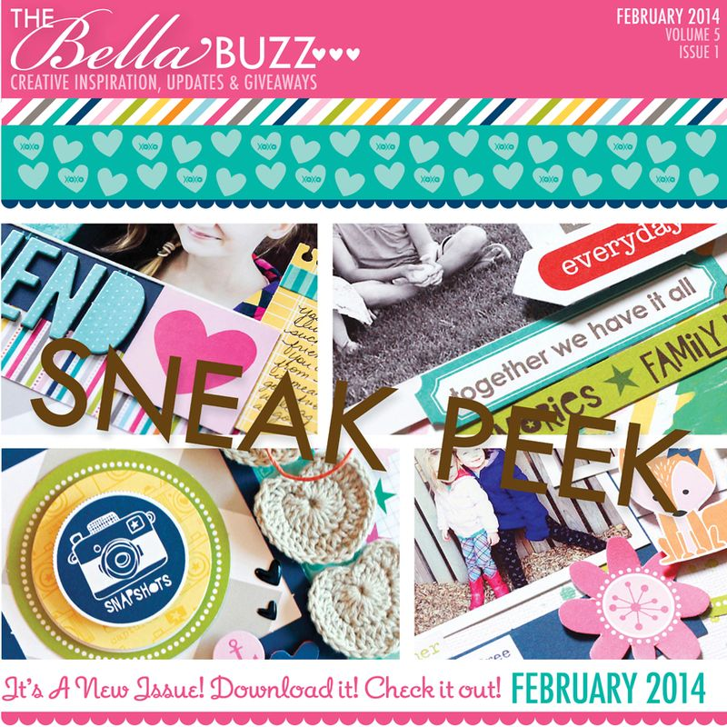 SNEAK PEEK FEB 2014